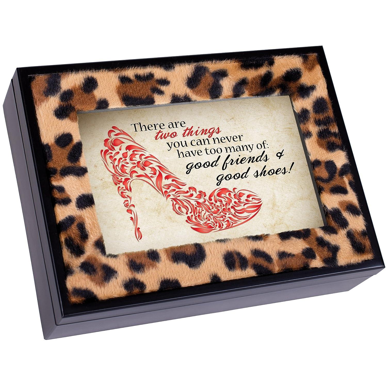 【送料0円】 Cottage Garden Two Two Things Leopard Print Cottage Digital Music Box Jewellery/ Jewellery Box Plays Im So Excited B00BRX2ODU, 光雅晶:da6bc068 --- arcego.dominiotemporario.com