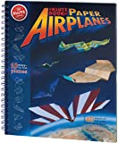 Klutz The Klutz Book of Paper Airplanes Craft Kit