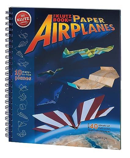 Profile Paper Plane Blueprint Pdf