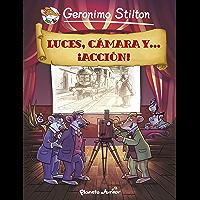 Luces, cámara y... ¡acción!: Cómic Geronimo Stilton 16 (Comic Geronimo Stilton nº 1)