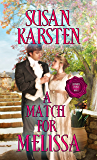 A Match for Melissa (Honor's Point Book 1)