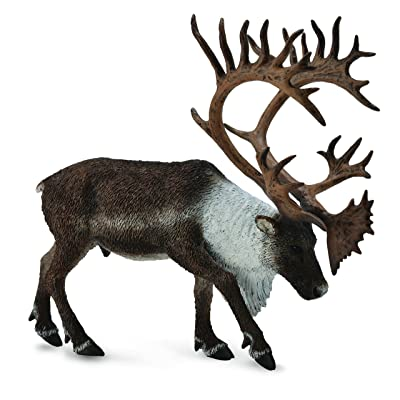 Collecta Des Bois Col88709 Toy Caribou XL: Toys & Games