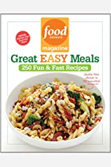 Food Network Magazine Great Easy Meals: 250 Fun & Fast Recipes Paperback