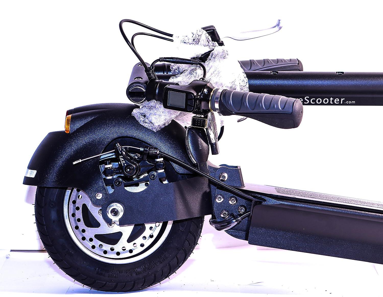 eScooter Premium Electric Patinete eléctrico: Amazon.es ...