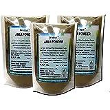 Le'ayur Amla or Awla (Phyllanthus emblica) Powder, 300grams (100grams x 3)
