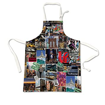 Amazon.com: Delantal de cocina Sweet Gisele con diseño de ...