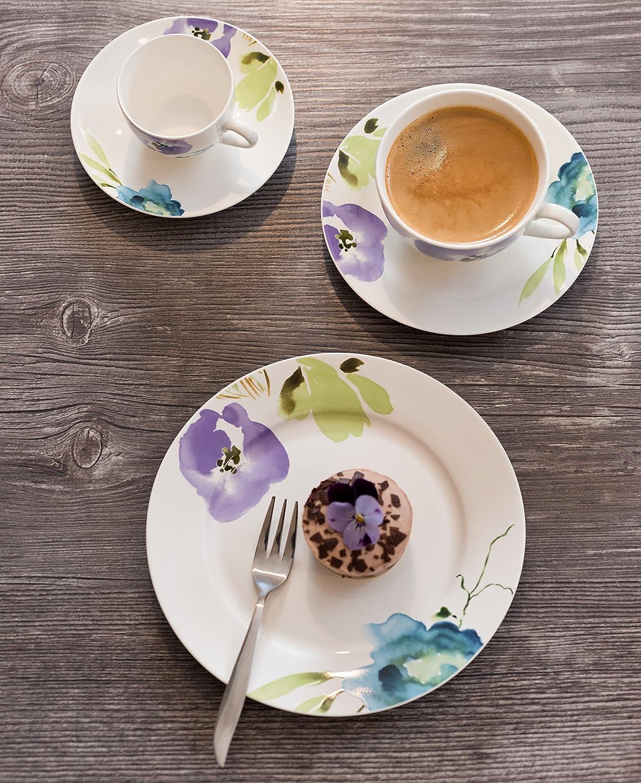Ritzenhoff /& Breker Kaffeeservice Fiorano aus Fine China Porzellan 18-teilig