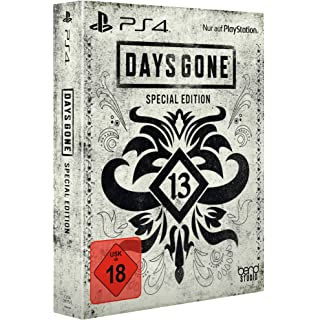 Days Gone - Standard Edition inkl. Steelbook (Amazon exclusive ...