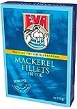 Eva Mackerel Fillets in Oil 115 g,  115 g