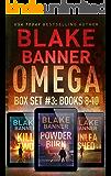 Omega Series Box Set 3: Books 8-10
