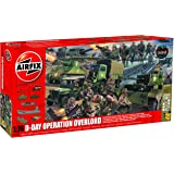 Airfix 1:76 D-Day Operation Overlord Set