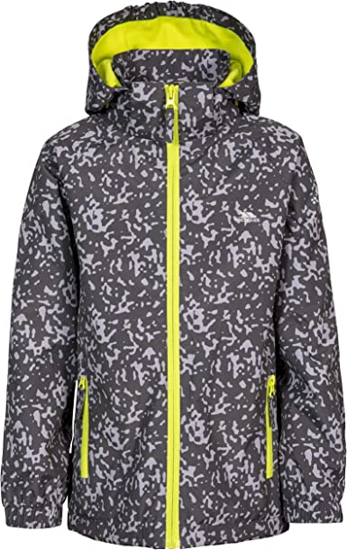 Trespass Sweeper Boys Waterproof Jacket