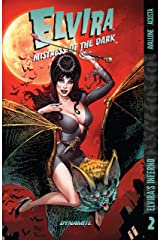 Elvira: Mistress of the Dark Vol. 2 Kindle Edition