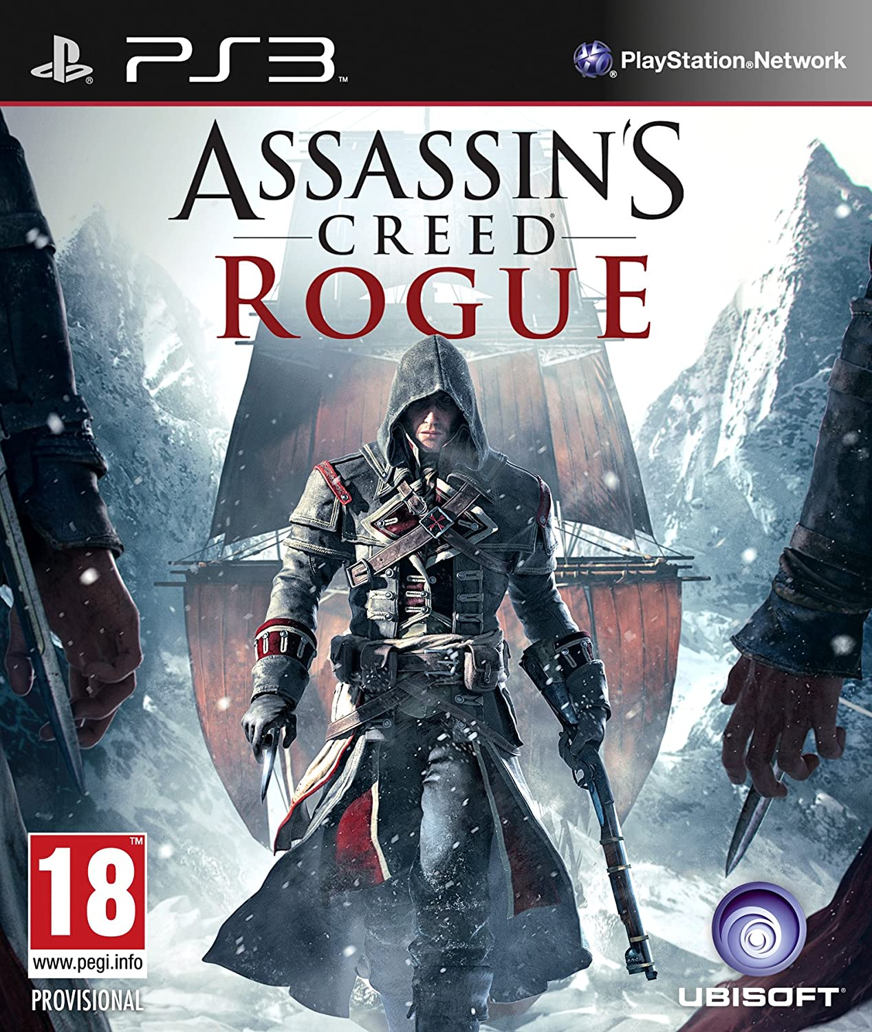 Amazon Com Assassin S Creed Rogue Ps3 Video Games