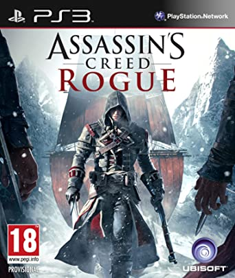 Assassin's Creed Rogue (PS3): Amazon co uk: PC & Video Games