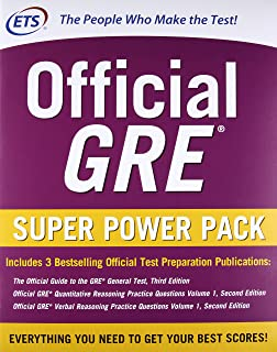 The Official Guide to the GRE General Test: Educational Testing