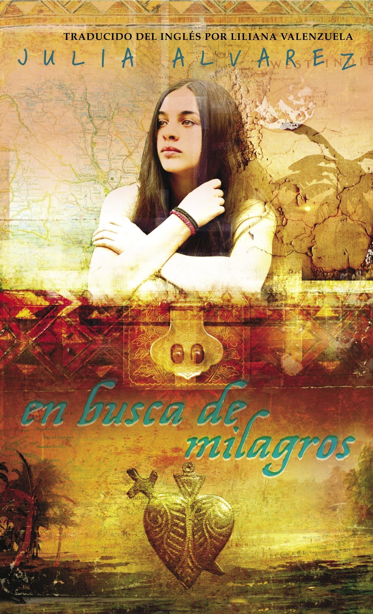 Amazon.com: En Busca de Milagros (Spanish Edition) (9780553494075): Julia Alvarez: Books