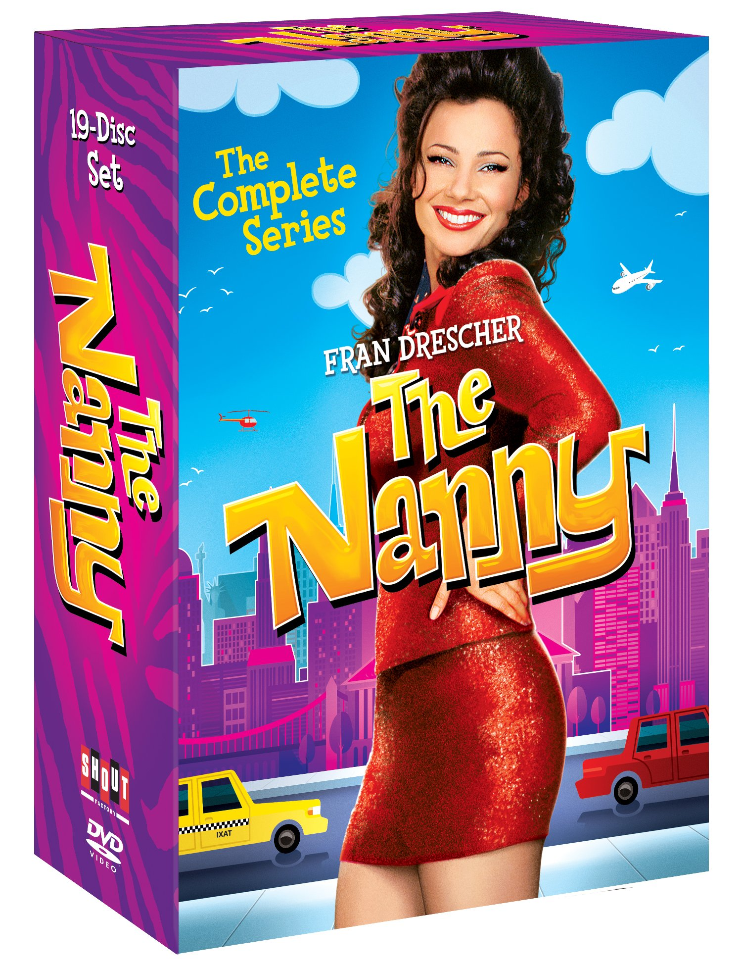 The Nanny: The Complete Series by Shout! Factory