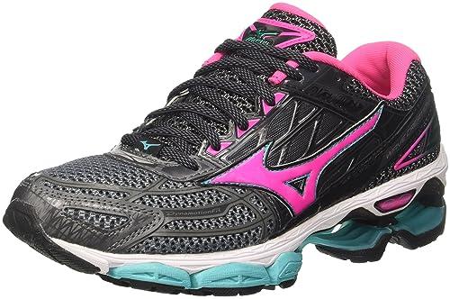 Mizuno Women s Wave Creation 19 WOS Running Shoes  Amazon.co.uk ... 84b7f223220