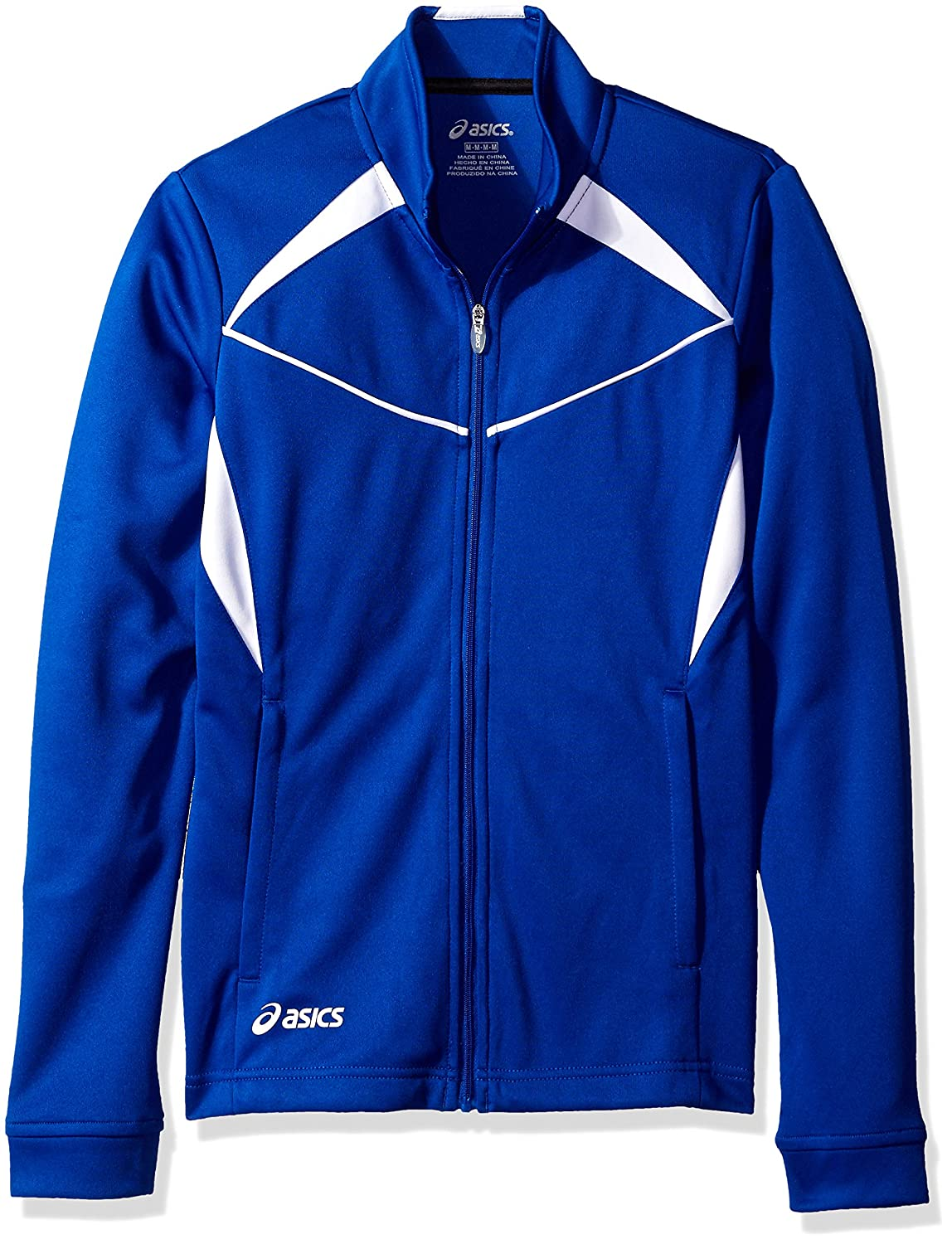 ASICS Girls Jr Cali Jacket ASICS Sports Apparel YT2694-P