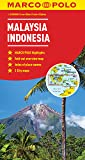 Malaysia, Indonensia Marco Polo Map (Marco Polo Maps)