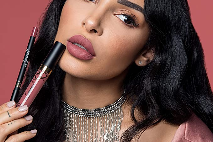 Sananas Beauty Rouge à Lèvres Dusty Rose