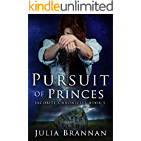 Pursuit of Princes (The Jacobite Chronicles Book 5)
