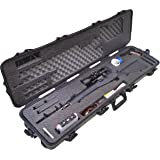 Case Club Pre-Made Springfield M1A Waterproof Rifle Case with Silica Gel & Accessory Box