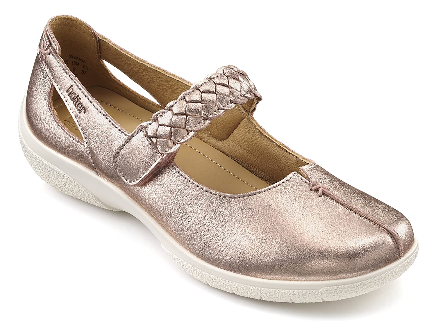 Hotter Mary Janes pour (Rose Femme Gold 12767 pour (Rose Gold) 74a2936 - boatplans.space