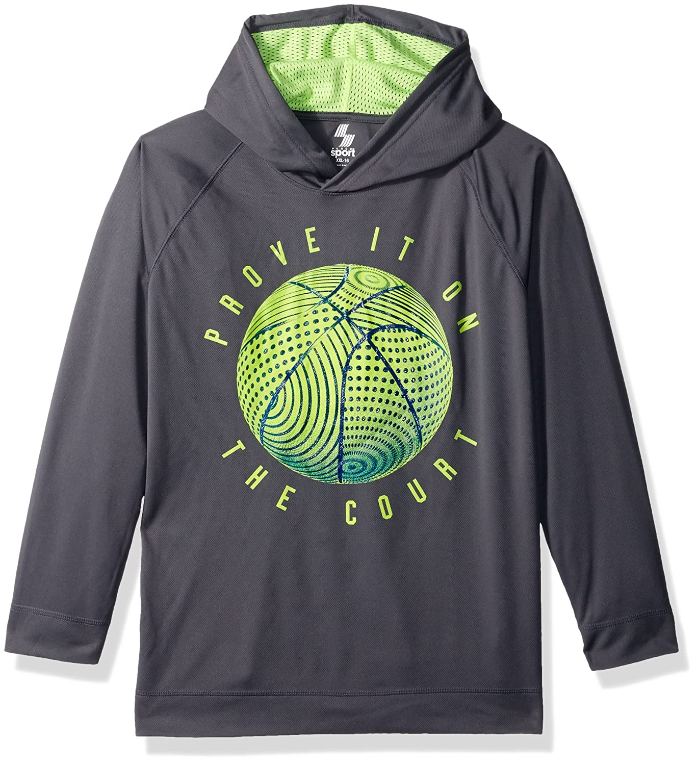 The Childrens Place Big Boys Graphic Sport Hoodie