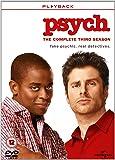 Psych: Season 3 [DVD] [2008]