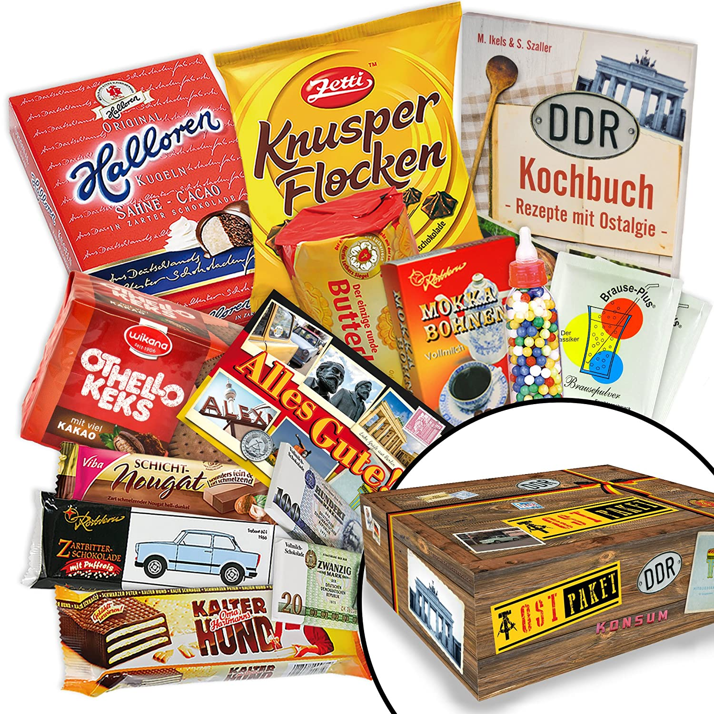 Süßes DDR Geschenk Set | Geschenke Weihnachten für Sie: Amazon.de ...