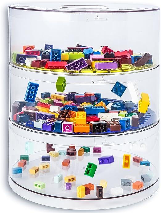 Organizador Juguetes/Lego BLOKPOD Sistema de Organización Multiuso ...
