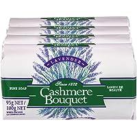 Cashmere Bouquet Bar Soap Lavender 4 x 100g