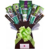Mint Madness Chocolate Bouquet - Sweet Hamper Tree Explosion - Perfect Gift