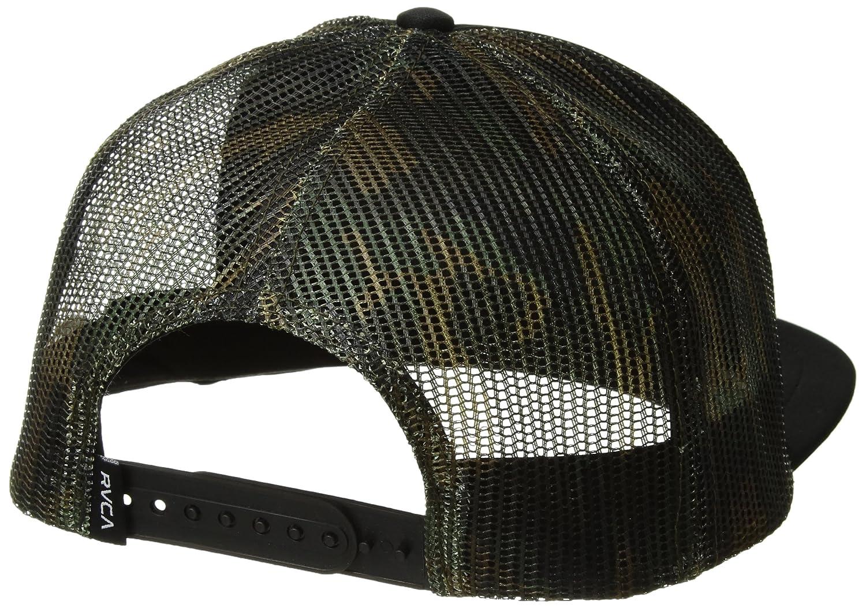 1e3b1a6b Amazon.com: RVCA Men's Foamy Trucker Hat: Clothing