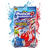 Bunch O Balloons 100 Rapid-Filling Self-Sealing Water Red, White & Blue Balloons (3 Pack) by Zuru