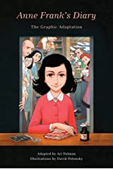 Anne Frank's Diary: The Graphic Adaptation (Pantheon Graphic Library) Hardcover