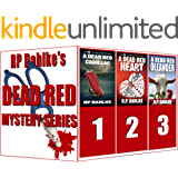Boxed Set-The Dead Red Mystery Series (The Dead Red Mystery Series-Three complete novels)