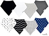 Baby Bandana Drool Bibs for Boys and Girls by
