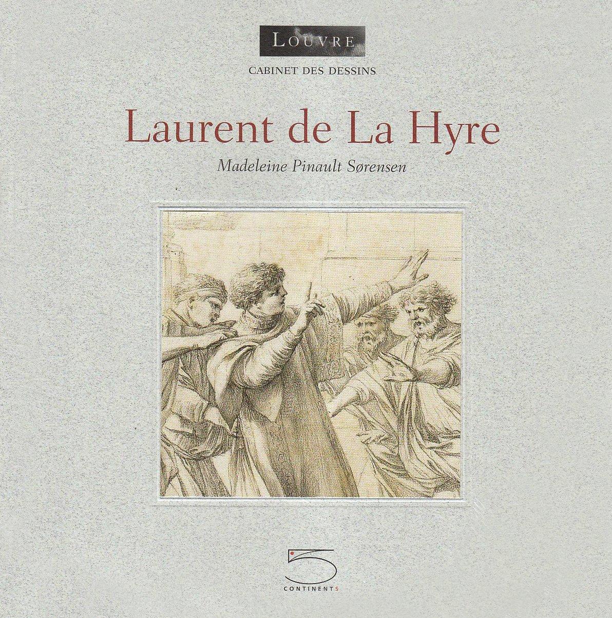 Laurent de la Hyre PDF Text fb2 book