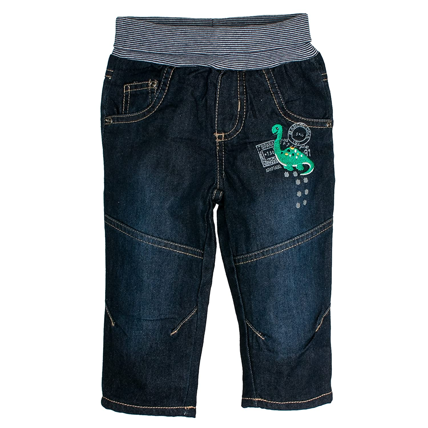 SALT AND PEPPER Baby-Jungen Jeans B Dino 75220137