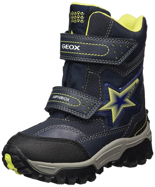 Geox Jungen Jr Lt Himalaya B ABX A Schneestiefel