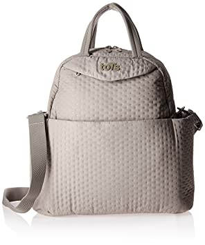 07e409091cc ToTs by Smartrike 100-202 Infinity Changing Bag, 38 x 18 x 38 cm Beige -  Quilted