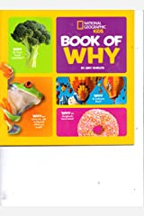 National Geographic Kids Book of Why Paperback
