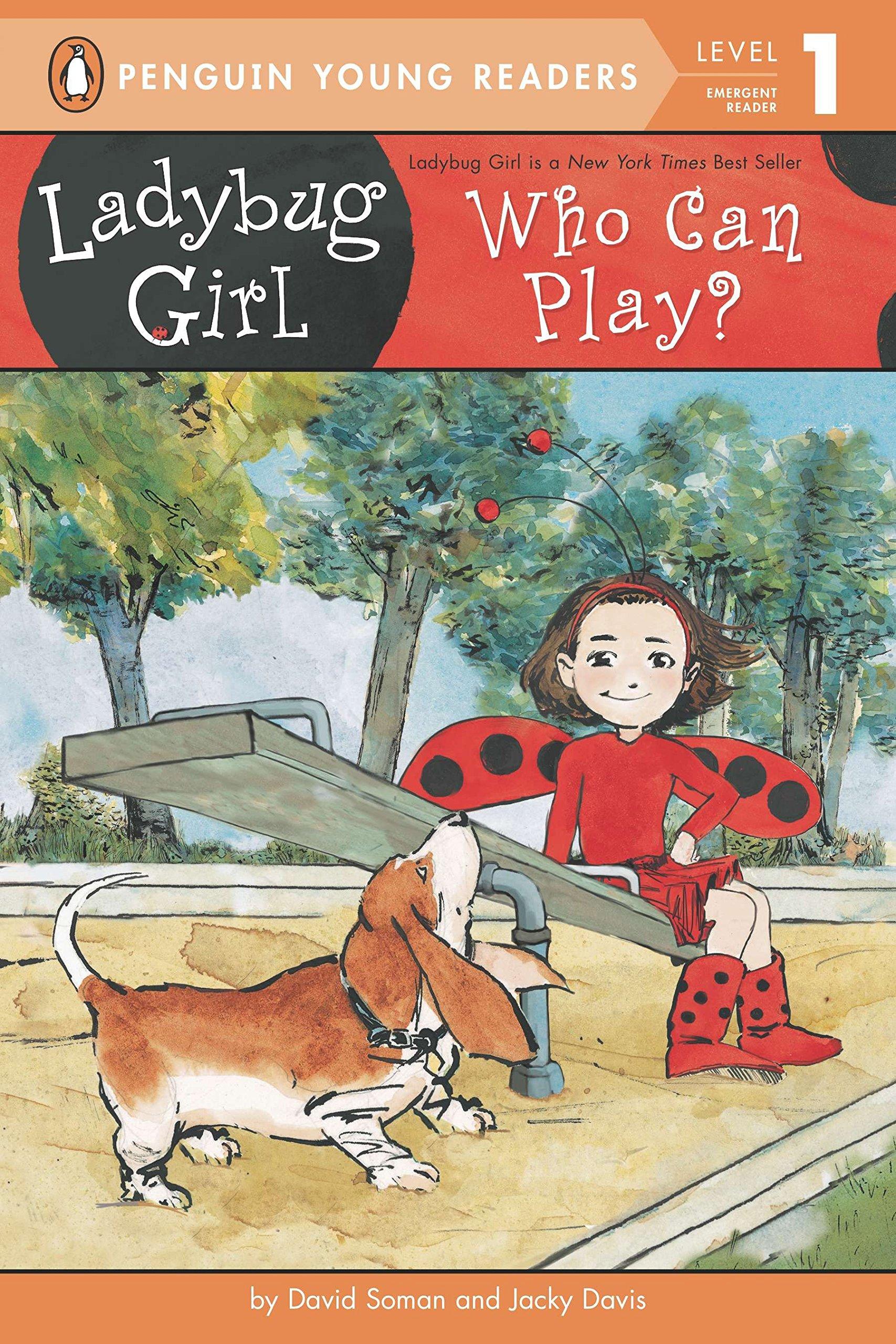 Who Can Play? (Ladybug Girl) pdf