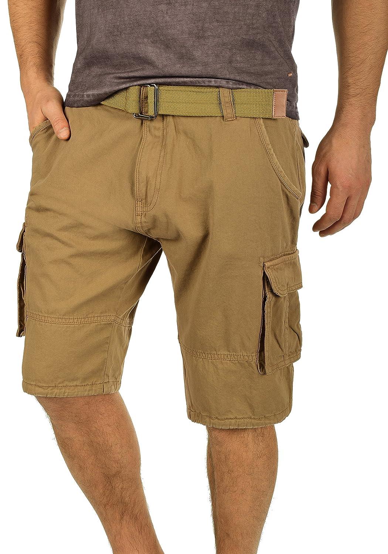 INDICODE Costa - Shorts Cargo da Uomo