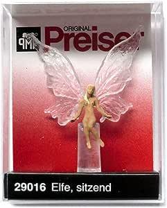 Amazon.com: Nude Fairy - PREISER HO Scale Model Train
