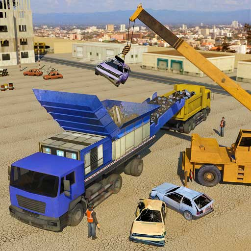 garbage truck simulator - 4