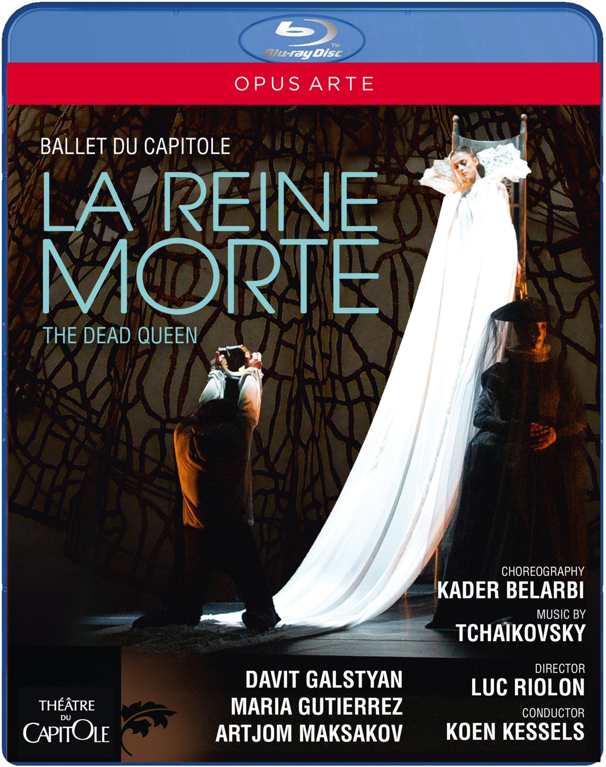 La Reine Morte (Blu-ray)
